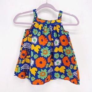 Girl's Marimekko x Target Floral Tunic Top